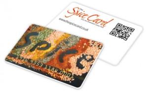 Spice Card